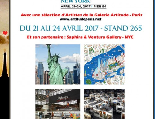 ***Exposition artexpo A New-York