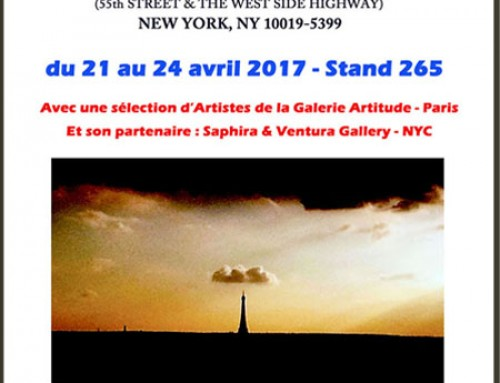 Exposition ArtExpo New-York