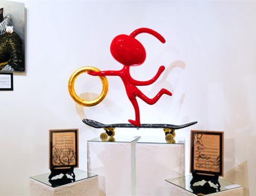 Exposition de Sculptures Galerie Thuillier jusqu'au 21 Mars 2019 20h