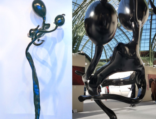 Salon « ART CAPITAL » 2018  Grand Palais – PARIS